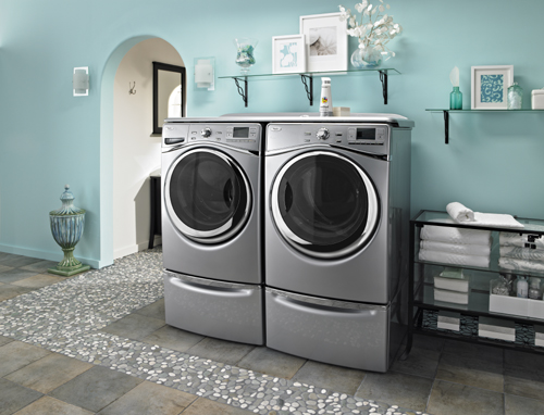 Whirlpool Duet with Detergent Dispenser Washing Machine
