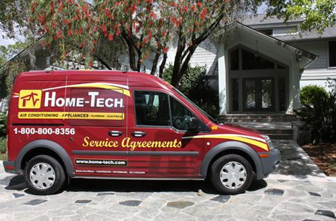 Repair Service Vehicle