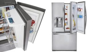 Refrigerator Home-Tech Leftovers LG