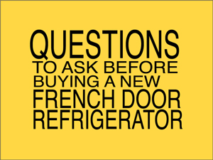 3 Sizes of French Door Refrigerators for All Spaces
