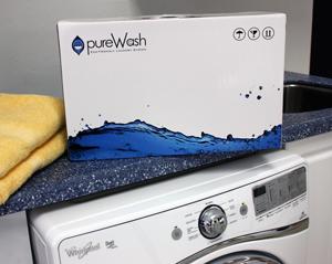 hometech washing machine purewash appliance