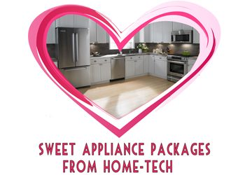 Home-Tech Appliance Packages: Cook a Swoon-Worthy Valentine's Dinner