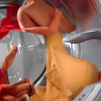 Appliance dryer keeping clothes fresh