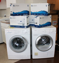 Celebrate Earth Day With A Green Laundry Appliance Solution