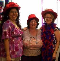 hometech red hat ladies
