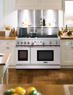 thermador self-cleaning oven
