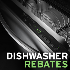 Dishwasher Rebates from Home-Tech May 2015