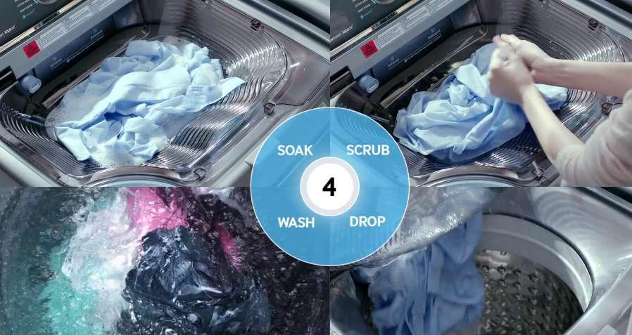 Samsung 8700 Active Wash Top Load Washer