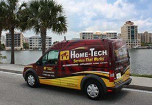 home-tech van