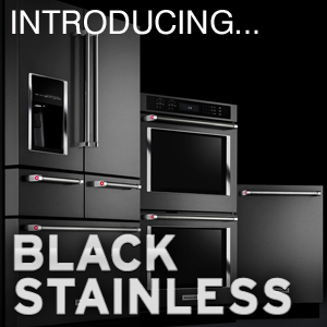 The Beauty of Kitchenaid Black Stainless Steel Appliances
