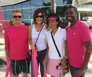 Breast Cancer – Record Setting Human Pink Ribbon