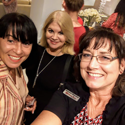 donna networking