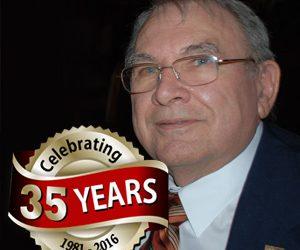 Bill Smallwood Celebrates 30 Memorable Years