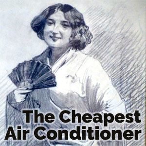 The Cheapest Air Conditioner of All Time