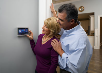 thermostat trouble shooting