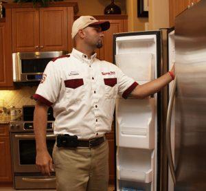 refrigerator freezer ice maker repair