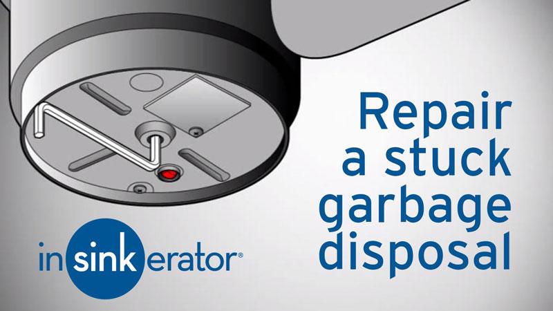garbage disposal offset wrench