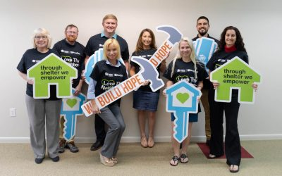 Home-Tech and Habitat for Humanity: 22 Homes & Counting